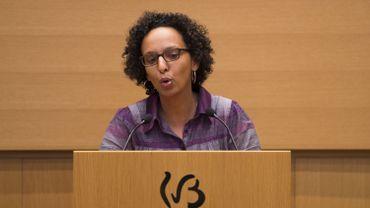 Barbara Trachte, cheffe de groupe Ecolo
