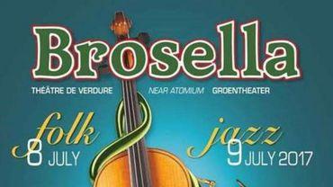 L'affiche du Brosella