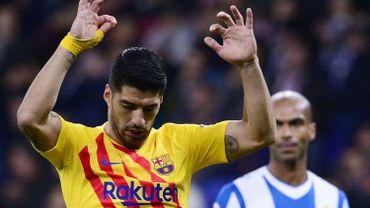 Quatre mois d'absence pour Suarez, opéré du genou