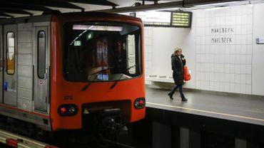 Le métro bruxellois circule à nouveau normalement depuis ce lundi