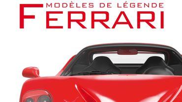 """""""Modèles de légende Ferrari"""", de Marco de Fabianis Manferto et Saverio Villa"""
