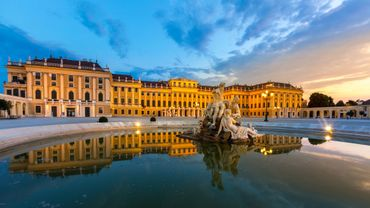 Château de Schönbrunn, Vienne