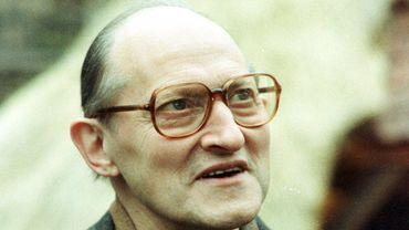 Mgr Paul Lanneau en 1991