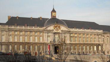 Liège: les motards liés à l'homicide de Jeff Nyssen seront bientôt jugés (photo: Palais de Justice de Liège)
