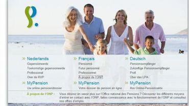Non au courrier lectronique de l 39 office des pensions - Office national des pensions bruxelles ...