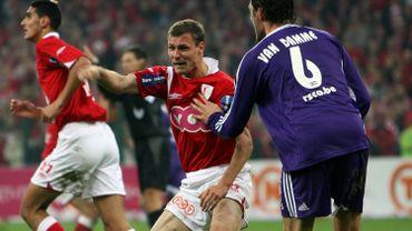 Les confrontations entre Anderlecht et le Standard