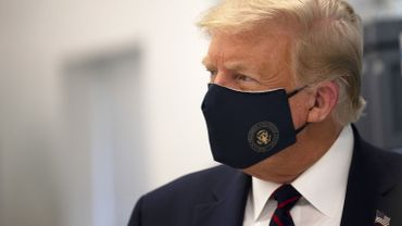 Coronavirus aux Etats-Unis : Trump annonce la distribution de 150millions de tests rapides