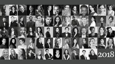 Les candidats du Concours Reine Elisabeth 2018 - 6 belges en lice !