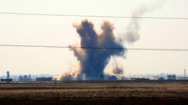 L'armée russe annonce avoir tué 2 chefs militaires de l'EI en Syrie