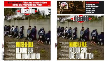 Fusillade de Strasbourg: pourquoi l'info n'a pas fait les gros titres de tous les journaux français?