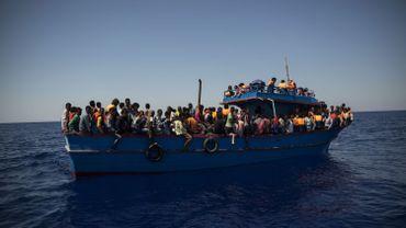 Tous les naufragés, dont 17 enfants et quatre femmes enceintes, ont pu être secourus.
