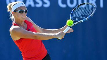 Kirsten Flipkens se hisse en finale double à Rosmalen