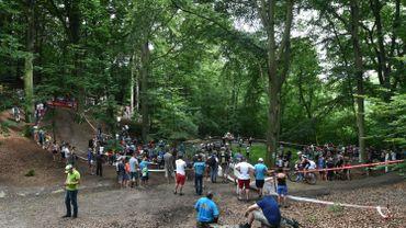 Cyclisme: Le Bois des Rêves accueille le Championnat de Belgique de VTT
