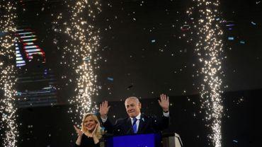 Elections en Israël: le comité électoral confirme la victoire de Netanyahu