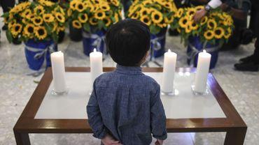 Commémoration du crash du vol MH17 de la Malaysia Airlines, cinq ans après