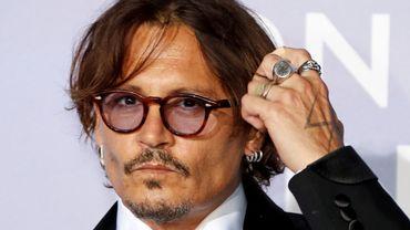 """Johnny Depp écarté des """"Animaux fantastiques"""" après avoir perdu son procès"""