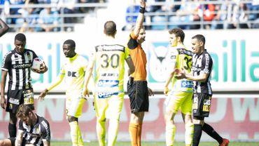 Un match de suspension pour Louis Verstraete