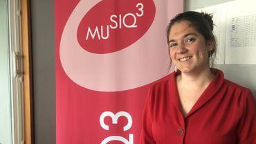 Frauke Elsen : hautboïste et chanteuse est notre invitée ce midi