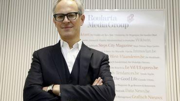 Roularta a finalisé la reprise de la participation de 50 % dans Mediafin