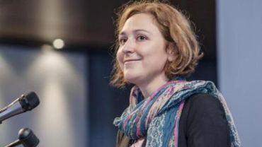 Corinne François, à l'origine de la motion votée à l'unanimité contre les règles linguistiques dans les crèches.