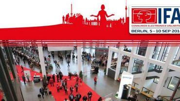 Les curieux du matin - Salon IFA de Berlin