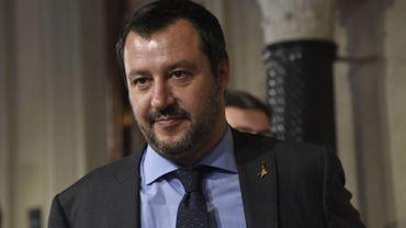 Matteo Salvini menace de fermer les ports italiens aux migrants