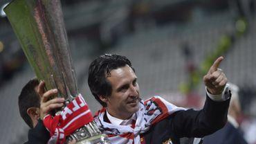 Unai Emery, le mage de l'Europa League