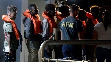 """Asile et migration: le bateau """"Alan Kurdi"""" demande l'aide de quatre pays européens"""