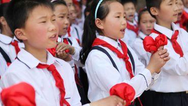 Image d'illustration d'une école chinoise