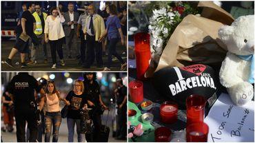 Attaques terroristes de ce jeudi en Espagne: ce que l'on sait