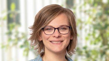 Marie-Colline Leroy, nouvelle députée fédérale Ecolo