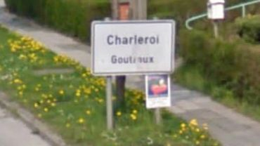 L'accident a eu lieu à Goutroux, près de Charleroi.