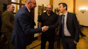 Benjamin Netanyahu dénonce la rencontre entre Charles Michel et deux ONG