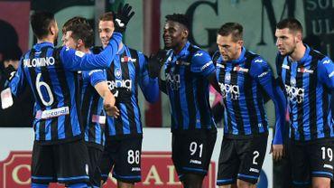 Castagne et l'Atalanta gardent le contact avec la Ligue des Champions
