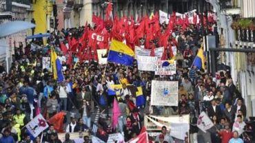 Nouvelle manifestation contre le président Correa en Equateur