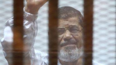 En Egypte, premier verdict contre Mohammed Morsi attendu ce mardi