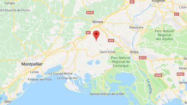 France: 250 hectares brûlés dans le Gard, 130 personnes évacuées