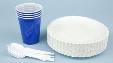 Plastiques/UE: les 28 soutiennent l'interdiction des produits à usage unique