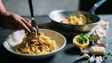 """La """"magie"""" des pâtes sublimées par les chefs étoilés."""