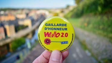 Quelque 200 Gaillardes d'honneur remises en ouverture des Fêtes de Wallonie