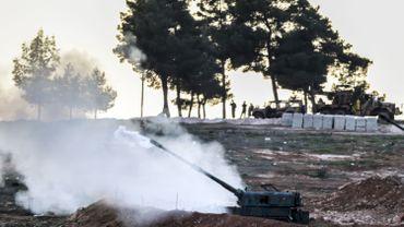 La Russie exige la fermeture de la frontière turco-syrienne