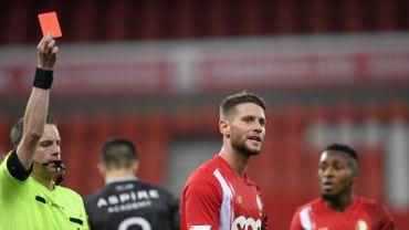 Eden Shamir risque de manquer deux matchs du Standard