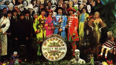 """Sgt. Pepper's Lonely Hearts Club Band"" des Beatles"