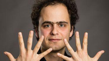 Le pianiste Florian Caroubi est notre 1er invité ce dimanche.