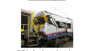 Collision de trains: un accident quasiment au même endroit en 2008