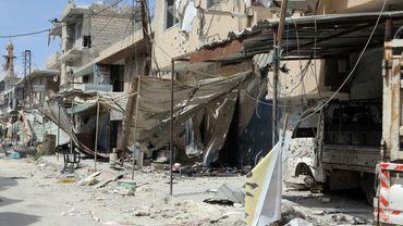 L'opposition syrienne refuse catégoriquement de participer à une conférence de paix, d'autant que le régime vient de prendre la ville de Qousseir