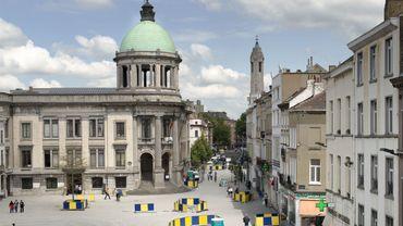 Molenbeek: inauguration de sa toute nouvelle place communale