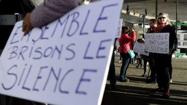 Manifestation à Marseille le 29 octobre 2017 - Illustration