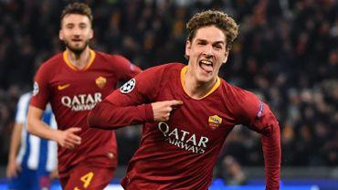 L'AS Rome prend un petit avantage sur Porto avec un doublé de Zaniolo