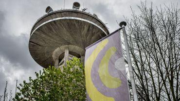 La tour de la VRT-RTBF